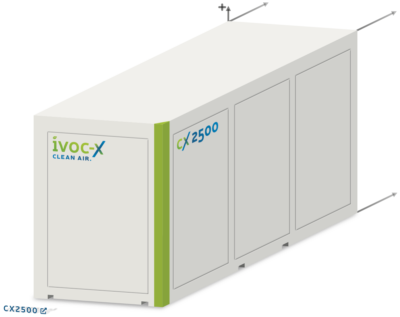 IVOC-X_CX2500 Transp